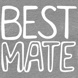 best mate T-Shirts - Frauen Premium T-Shirt