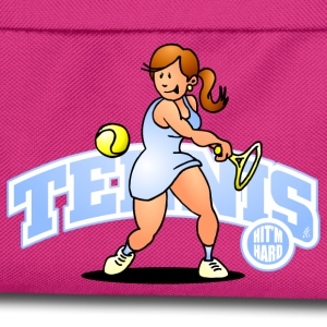 Tennis, Hit'm hard Bags & Backpacks - Kids' Backpack
