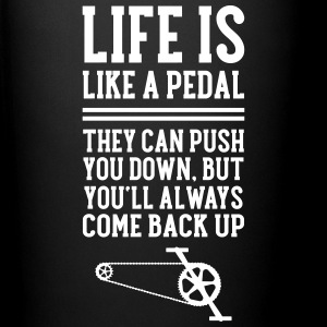 Cyclist | Life Is Like A Pedal Mokken & toebehoor - Mok uni