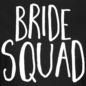 Bride Squad Hen Party  T-shirts - T-shirt dam