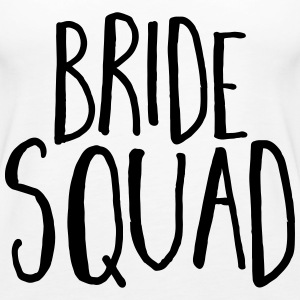 Bride Squad Hen Party  Top - Canotta premium da donna
