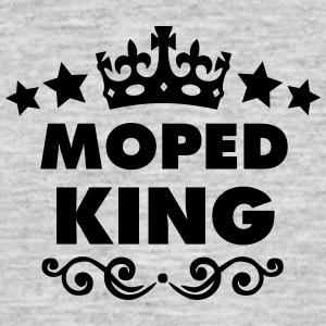 moped king 2015 - Men's T-Shirt