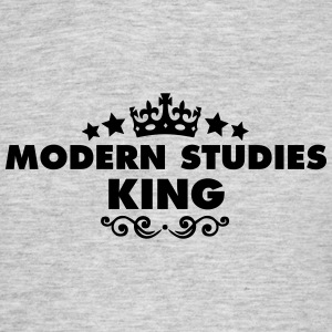 modern studies king 2015 - Men's T-Shirt