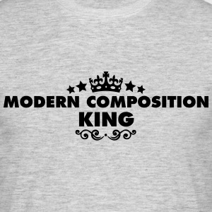 modern composition king 2015 - Men's T-Shirt