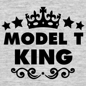 model t king 2015 - Men's T-Shirt