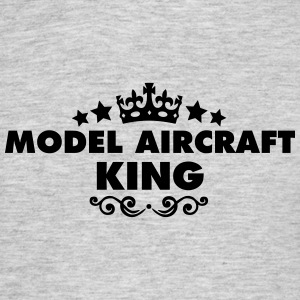 model aircraft king 2015 - Men's T-Shirt
