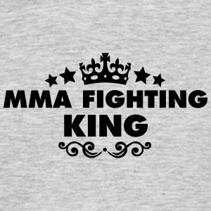 mma fighting king 2015 - Men's T-Shirt