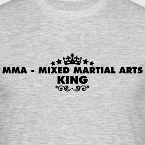 mma  mixed martial arts king 2015 - Men's T-Shirt