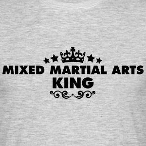 mixed martial arts king 2015 - Men's T-Shirt