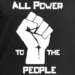 ALL POWER TO THE PEOPLE  Pullover & Hoodies - Männer Sweatshirt von Stanley & Stella