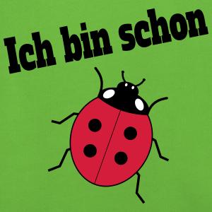 """Geburtstag T-Shirts mit """"Marienkäfer Schon 4 Jahre Geburtstag Kind"""""""