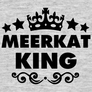 meerkat king 2015 - Men's T-Shirt