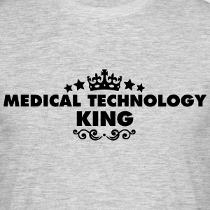 medical technology king 2015 - Men's T-Shirt
