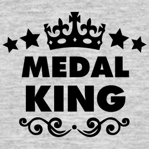 medal king 2015 - Men's T-Shirt