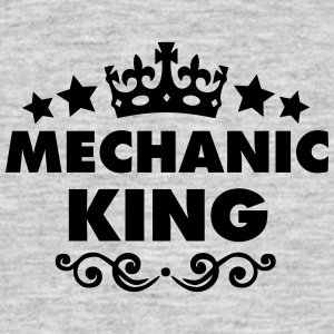 mechanic king 2015 - Men's T-Shirt