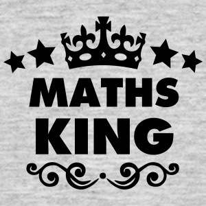 maths king 2015 - Men's T-Shirt