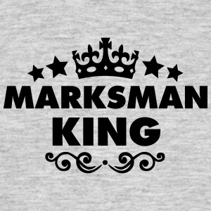 marksman king 2015 - Men's T-Shirt