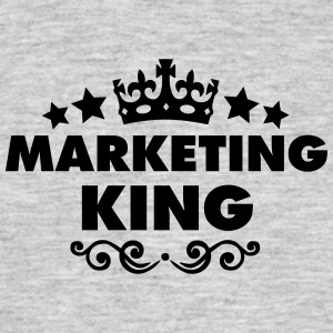 marketing king 2015 - Men's T-Shirt