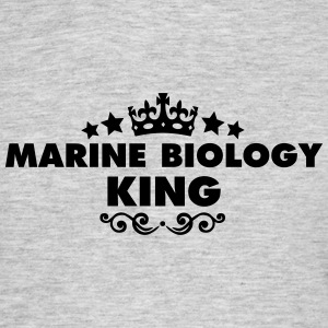 marine biology king 2015 - Men's T-Shirt