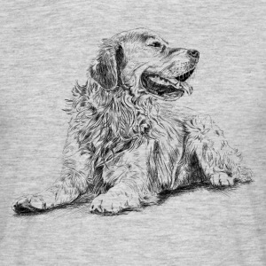 Retriever T-Shirts - Men's T-Shirt