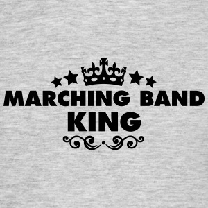 marching band king 2015 - Men's T-Shirt