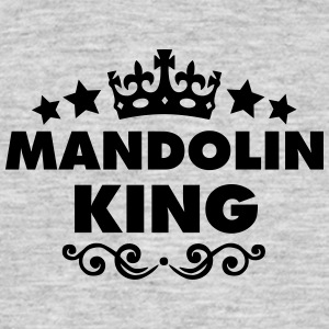 mandolin king 2015 - Men's T-Shirt