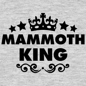 mammoth king 2015 - Men's T-Shirt