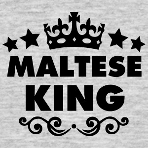 maltese king 2015 - Men's T-Shirt