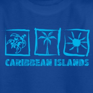 CARIBBEAN ISLANDS - T-shirt Enfant
