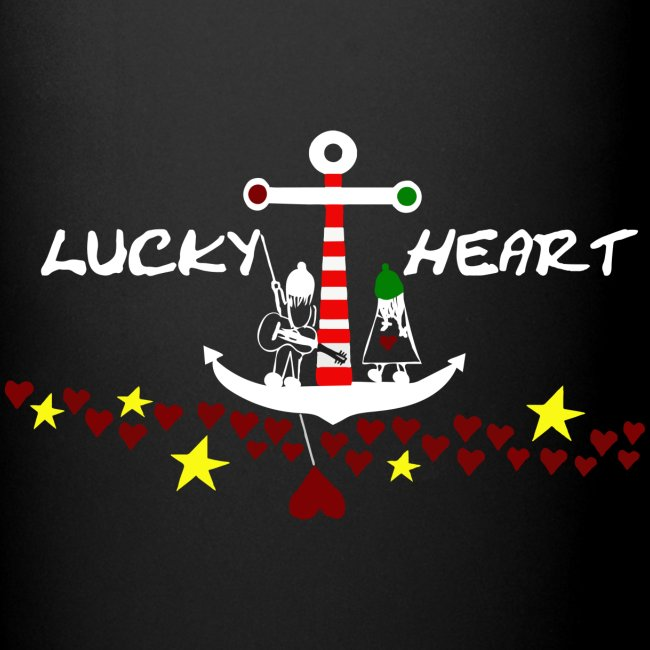 Lucky Heart - We sail away
