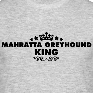 mahratta greyhound king 2015 - Men's T-Shirt