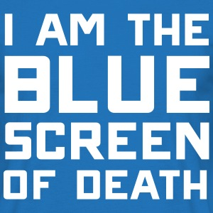 I am the blue screen of death T-Shirts - Men's T-Shirt