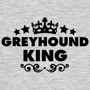 greyhound king 2015 - Men's T-Shirt