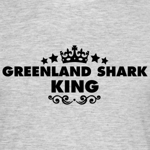 greenland shark king 2015 - Men's T-Shirt