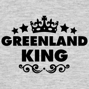 greenland king 2015 - Men's T-Shirt