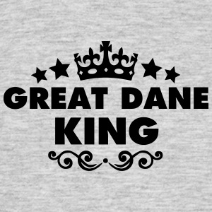 great dane king 2015 - Men's T-Shirt