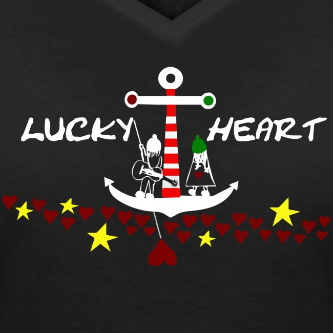 Lucky Heart - Painting the moon