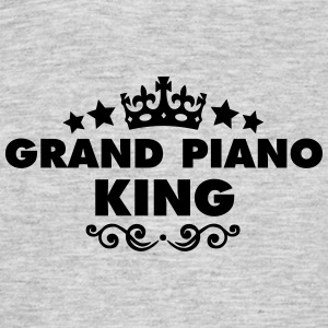 grand piano king 2015 - Men's T-Shirt