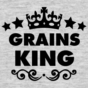 grains king 2015 - Men's T-Shirt