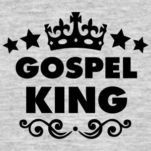 gospel king 2015 - Men's T-Shirt