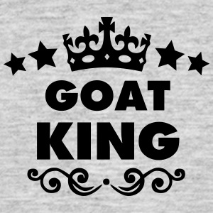 goat king 2015 - Men's T-Shirt