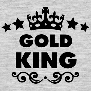 gold king 2015 - Men's T-Shirt