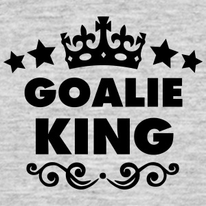 goalie king 2015 - Men's T-Shirt