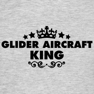 glider aircraft king 2015 - Men's T-Shirt