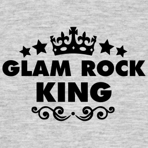 glam rock king 2015 - Men's T-Shirt