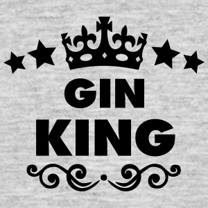 gin king 2015 - Men's T-Shirt