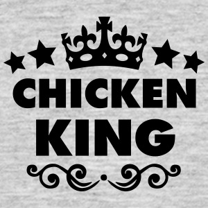 chicken king 2015 - Men's T-Shirt