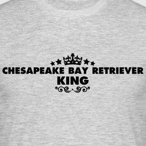 chesapeake bay retriever king 2015 - Men's T-Shirt
