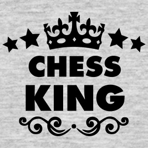 chess king 2015 - Men's T-Shirt