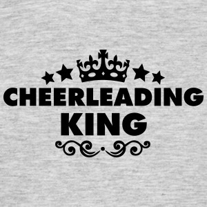 cheerleading king 2015 - Men's T-Shirt